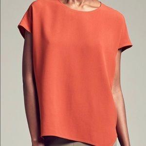 MM. Lafleur $165 Didion BEIGE top Linen' look